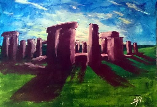 Stonehenge Autor Jose Manuel Gallego Garcia 510x348 - Stonehenge-Autor-Jose-Manuel-Gallego-Garcia
